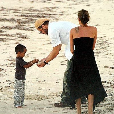 KENYA photo | Angelina Jolie, Brad Pitt