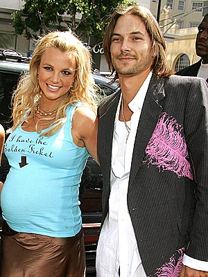 GOLDEN CHILD photo | Britney Spears, Kevin Federline