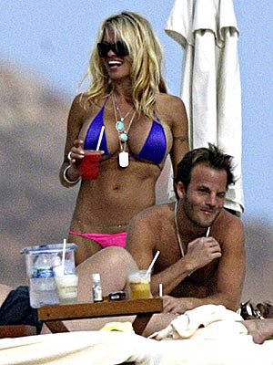 PUERTO VALLARTA, MEXICO photo | Pamela Anderson, Stephen Dorff