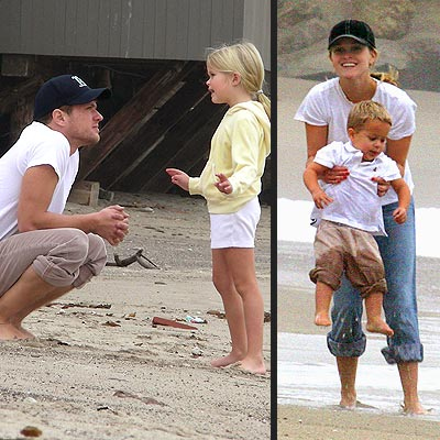 , RYAN, AVA & DEACON - Reese Witherspoon, Ryan Phillippe : People.com