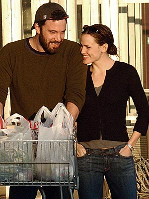 JAN. 22 photo | Ben Affleck, Jennifer Garner