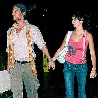 MATTHEW MCCONAUGHEY & PENELOPE CRUZ photo | Matthew McConaughey, Penelope Cruz