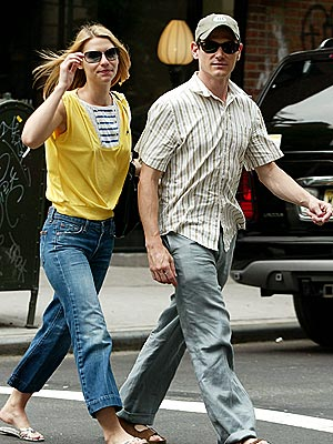 CLAIRE DANES & BILLY CRUDUP photo | Billy Crudup, Claire Danes