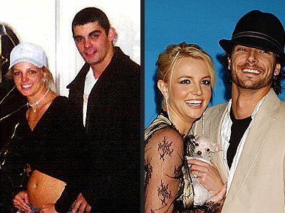 BREAKUP: BRITNEY & JASONHOOKUP: BRITNEY & KEVIN photo | Britney Spears, Kevin Federline