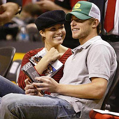 BREAKUP: MANDY & ANDY photo | Andy Roddick, Mandy Moore