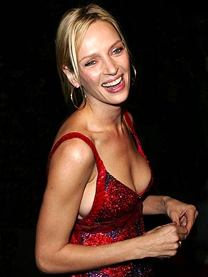 UMA THURMAN photo | Uma Thurman