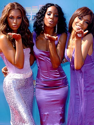 SEALED WITH A KISS photo | Beyonce Knowles, Kelly Rowland, Michelle Williams (Musician)