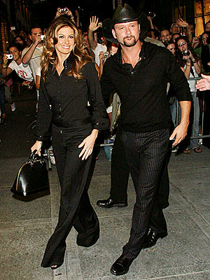 FAITH & TIM photo | Faith Hill, Tim McGraw