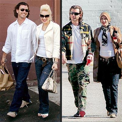 GAVIN & GWEN photo   Gavin Rossdale, Gwen Stefani