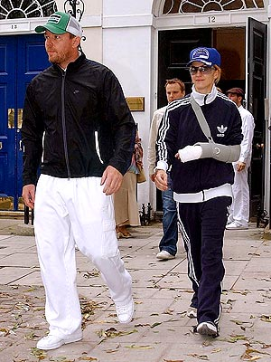 GUY & MADONNA photo | Guy Ritchie, Madonna