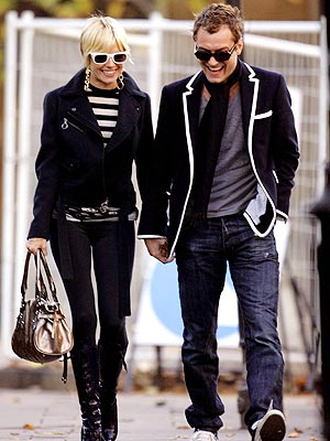 SIENNA & JUDE photo | Jude Law, Sienna Miller