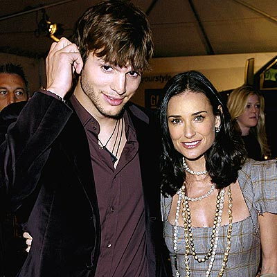 WHO&#39;S NEXT? photo | Ashton Kutcher, Demi Moore