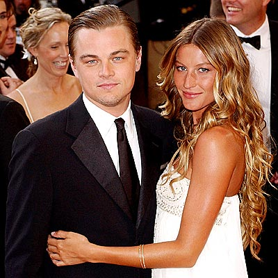 WHO'S NEXT? photo | Gisele Bundchen, Leonardo DiCaprio