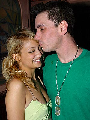 NICOLE RICHIE & ADAM GOLDSTEIN photo | Adam Goldstein, Nicole Richie