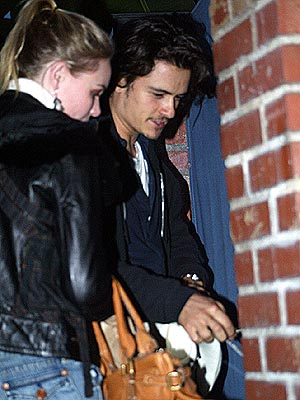 Kate Bosworth & Orlando Bloom photo | Kate Bosworth, Orlando Bloom