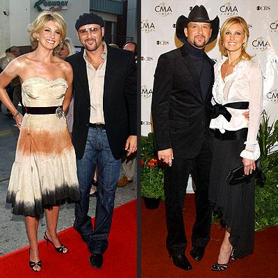 Tim McGraw and Faith Hill Divorce