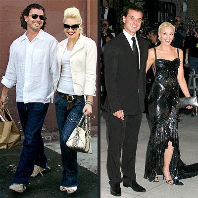 Gwen Stefani Fashionable Time Out