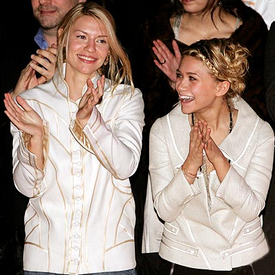 CLAP TO IT photo | Ashley Olsen, Claire Danes