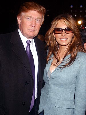 MEET THE TRUMPS photo | Donald Trump, Melania Trump