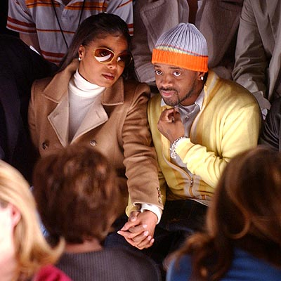 HAND-IN-HAND photo | Janet Jackson, Jermaine Dupri