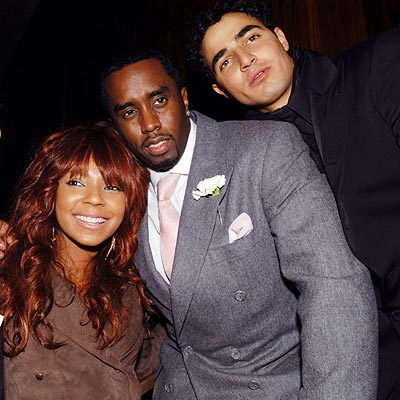 STRIKE A POSE photo | Ashanti, Sean \P. Diddy\ Combs, Zac Posen