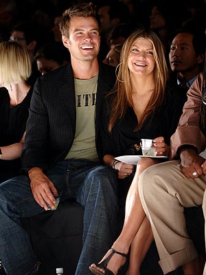 GRIN AND WEAR IT photo | Fergie, Josh Duhamel