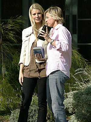 GARDEN VARIETY photo | Ellen DeGeneres, Gwyneth Paltrow