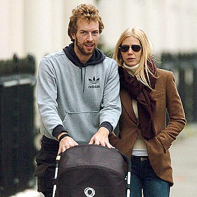 FAMILY TIES photo | Chris Martin, Gwyneth Paltrow