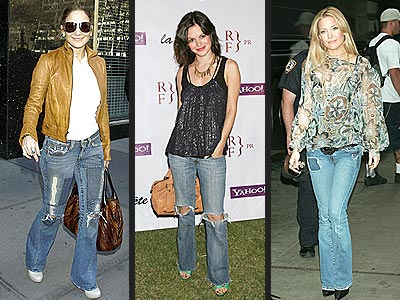 DISTRESSED JEANS photo | Jennifer Lopez, Kate Hudson, Rachel Bilson