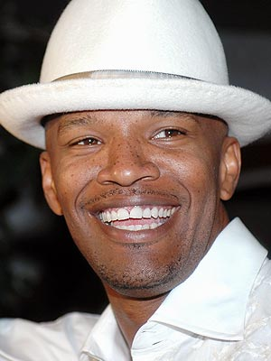 WINNING SMILE photo | Jamie Foxx