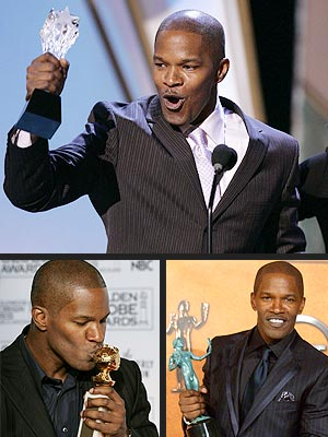 CLEAN SWEEP photo | Jamie Foxx