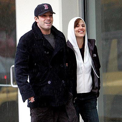 NOV. 6 photo | Ben Affleck, Jennifer Garner