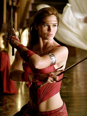 ELEKTRA-FIED photo | Jennifer Garner