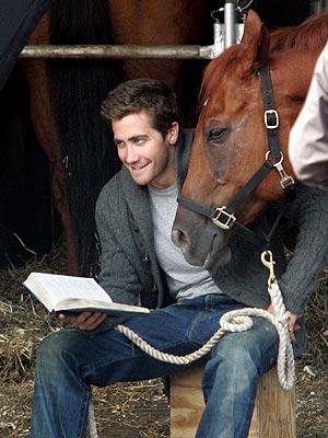8. HIS BRAINS photo   Jake Gyllenhaal