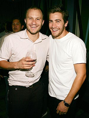 1. HIS CONFIDENCE photo | Heath Ledger, Jake Gyllenhaal