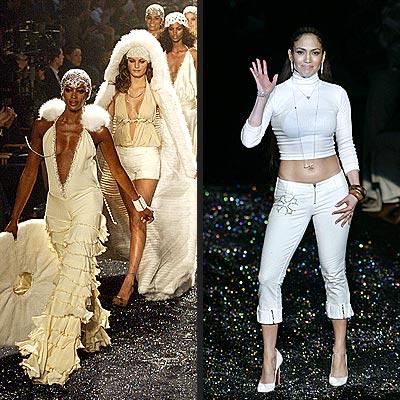 SWEET FASHION photo | Jennifer Lopez, Naomi Campbell