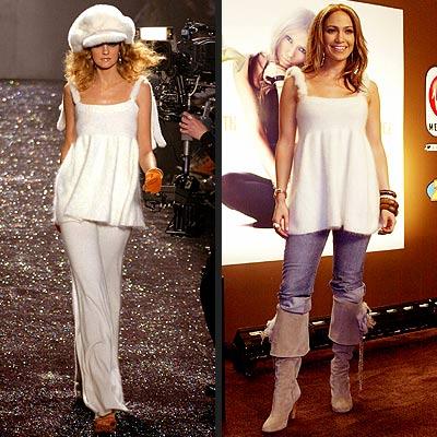 Jennifer Lopez Apparel on Jennifer Lopez Clothing Line Catalog   Selected Pictures  Best Images