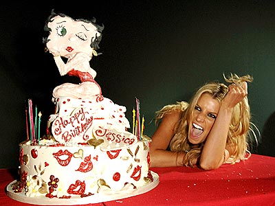 BIRTHDAY GIRL photo | Jessica Simpson