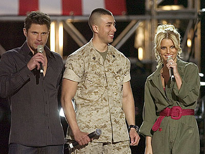 COMMON BOND photo | Jessica Simpson, Nick Lachey