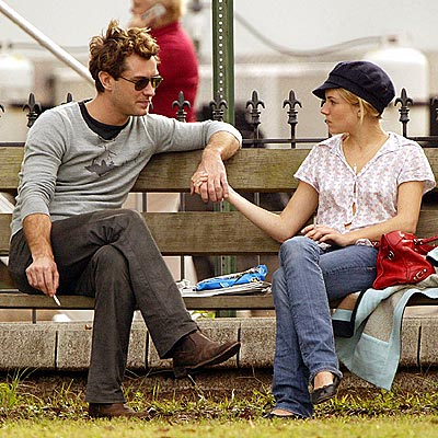 THE WAY THEY WERE photo | Jude Law, Sienna Miller