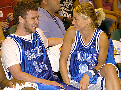 GOOD SPORTS photo | Cameron Diaz, Justin Timberlake