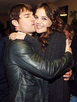 CRAZY IN LOVE photo | Katie Holmes, Tom Cruise