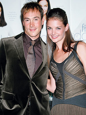 katie holmes and chris klein