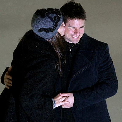 A PERFECT NIGHT photo | Katie Holmes, Tom Cruise