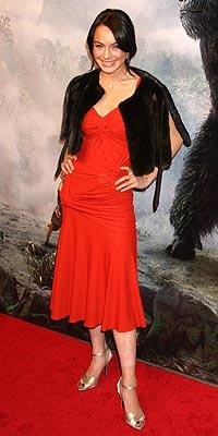 WEIGHTY MATTERS photo | Lindsay Lohan