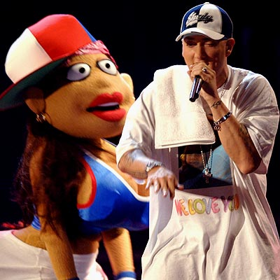 PUPPET MASTER photo | Eminem
