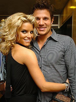 HAPPY NEW YEAR photo | Jessica Simpson, Nick Lachey