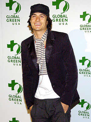 CAUSE CELEB photo | Orlando Bloom