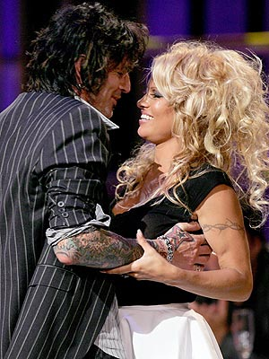 SOMETHING TO TALK ABOUT photo | Pamela Anderson, Tommy Lee