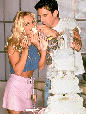 THE WAY THEY WERE photo | Pamela Anderson, Tommy Lee
